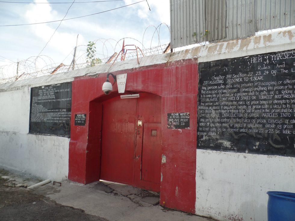 Antigua-prison